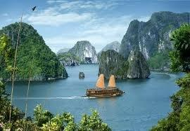 Halong Bay welcomes more maritime visitors