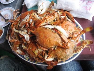 Con crab