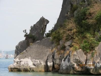 cho da island - Halong bay
