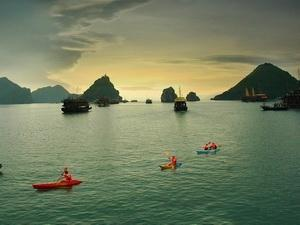 Halong Bay New 7 Wonder