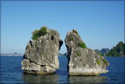 Trong Mai Islet Halong Bay