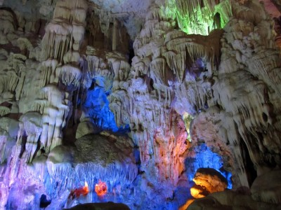 kim quy cave - Overview Halong Bay