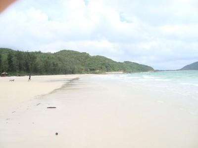 minh chau beach - Overview Halong Bay