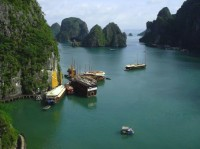 Dau Be Island Halong Bay