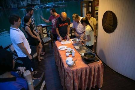 activities cooking class