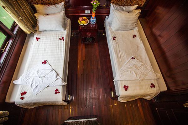 cabin calypso cruise