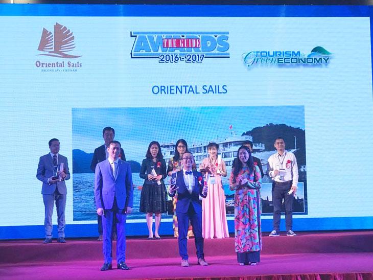 Oriental prizes