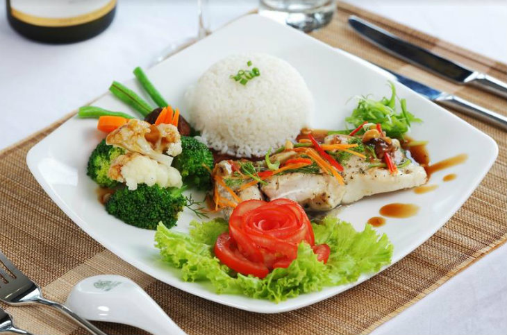 Guests are especially happy with the well-prepared meals on the cruises