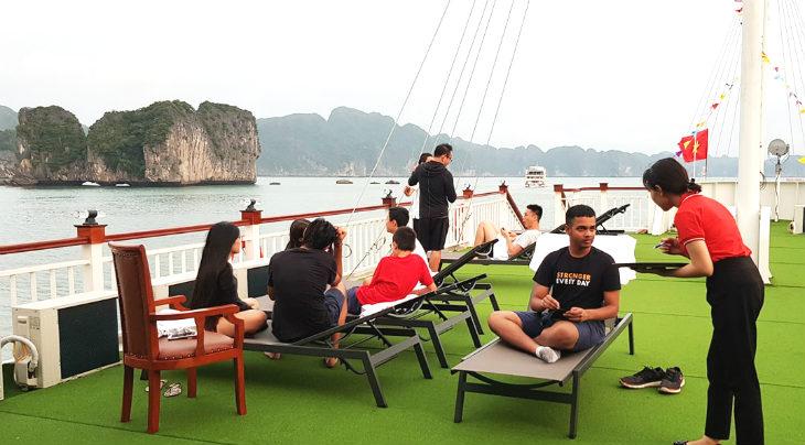 Sundesk Cruise