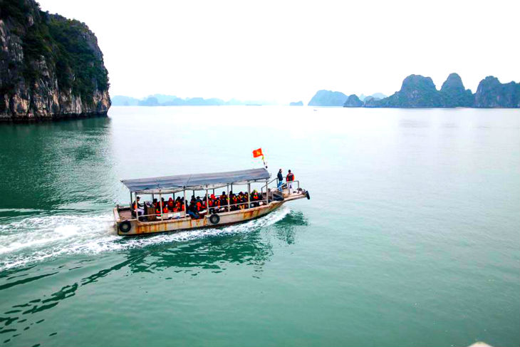 Experience to travel Lan Ha Bay
