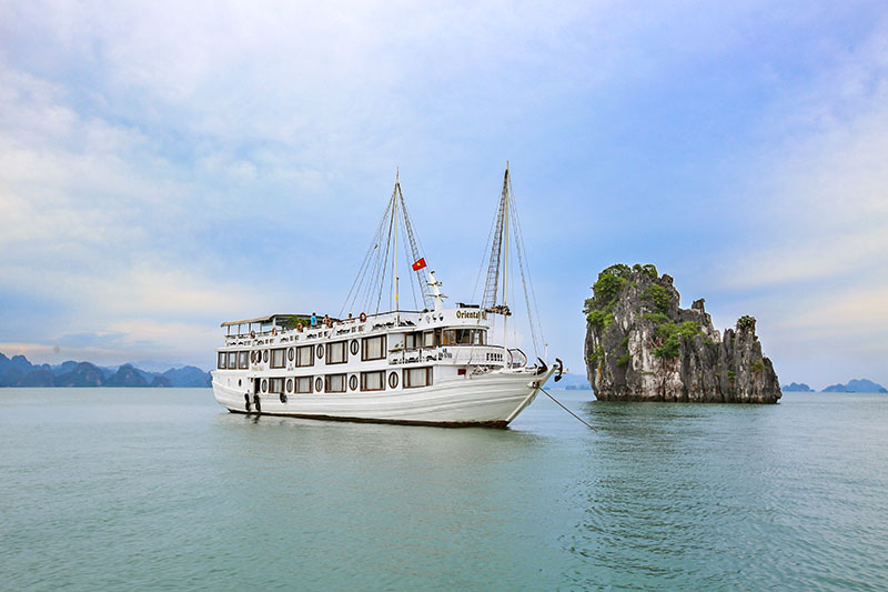Oriental Sails 1