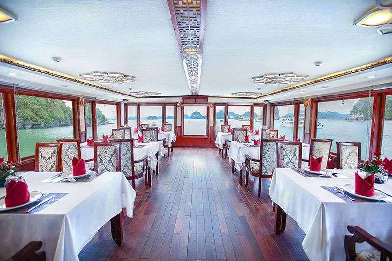 Oriental Sails 1 Restaurant