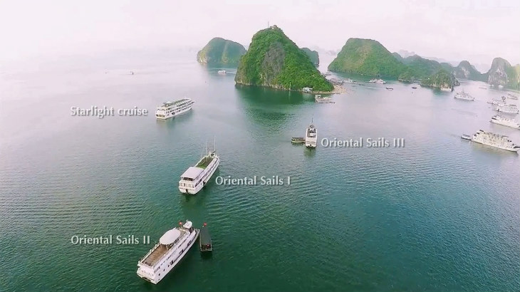 Attractive Promotions of Oriental Sails Launched