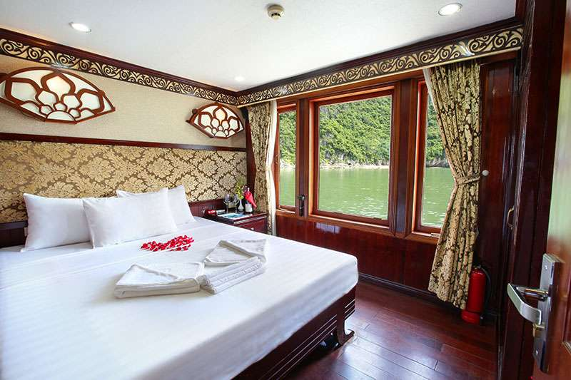 Double Cabin Oriental Sails