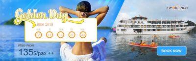 Starlight Cruise – Golden day June 2019