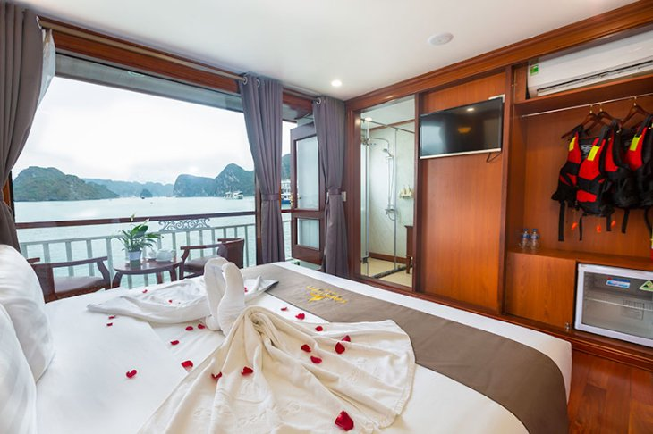 Oriental sails's cruises - Wonderful Gift for Valentine's Day