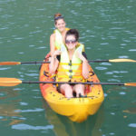 orientalsails kayaking in halong cruise