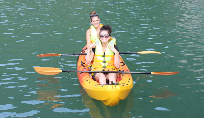 orientalsails-kayaking-in-halong-cruise